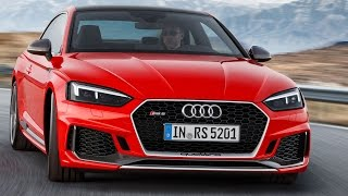 Audi RS5 Coupe (2017) C63 AMG killer? [YOUCAR]