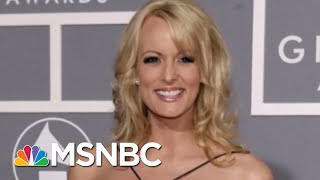 WSJ: Prosecutors Gather Evidence Of Donald Trump Role In Stormy Daniels Payments | Katy Tur | MSNBC