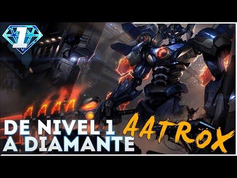 AATROX RANKED | Empieza la nueva season Lets GO!!!!