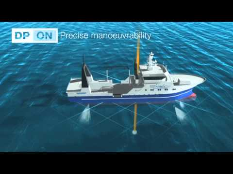 Tangaroa's Dynamic Positioning System - How does it work?