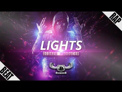Banger Hard Club HIPHOP Beat Instrumental - Lights