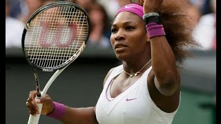Serena Williams vs Lucie Safarova Highlights HD - The Final - Roland Garros 2015 - French Open Final