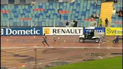 Sandra Eriksson vs. Isabellah Andersson - 10 000 m - Finnkampen 2012