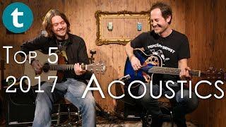 Top 5 | Best-selling Acoustics | 2017
