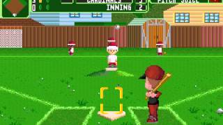 Backyard Sports - Baseball 2007 (GBA) - Vizzed.com Play
