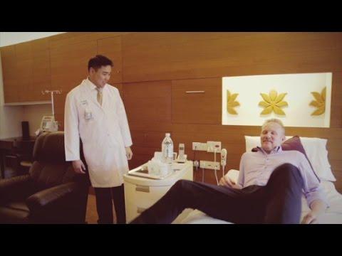 Morgan Spurlock Inside Man: Medical Tourism Trailer
