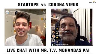 Hub Talks X TV Mohan Das Pai