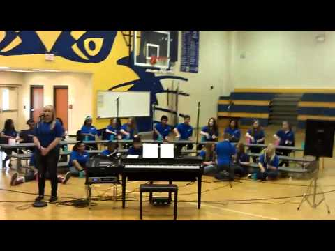 """""""The Cup Song"""" by Farnsley Middle School Choir"""