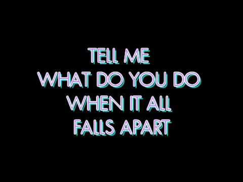 The Veronica's - When It All Falls Apart [ Lyrics]