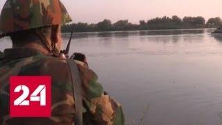 Сирийская армия громит ИГИЛ уже на восточном берегу Евфрата - Россия 24