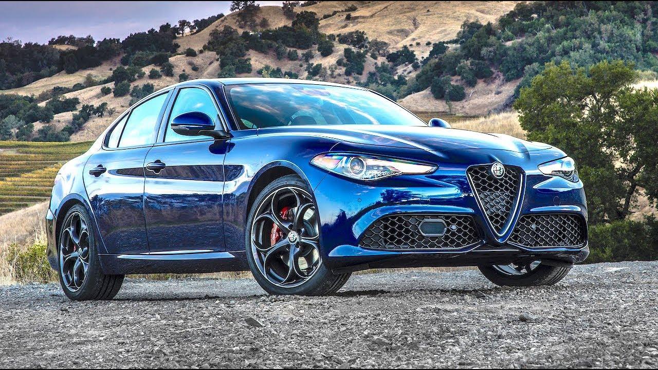 Alfa Romeo Giulia Ti Review Youtube