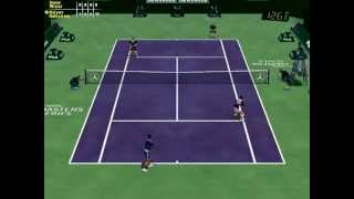 Tennis Masters Series GamePlay