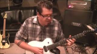 How to play Too Young To Fall In Love by Motley Crue on guitar by Mike Gross