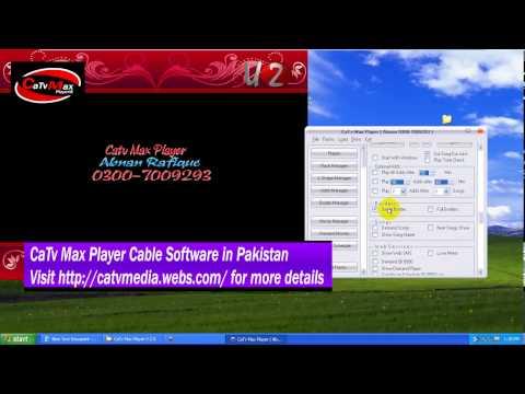 Amigo - Cable TV Broadcast Automation Software - Playou... | Doovi