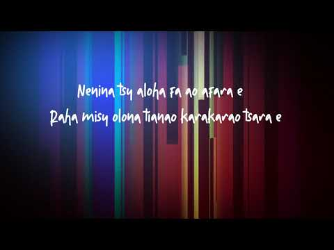 Mr Sayda - NENINA [parole] │by Lyrics Mada