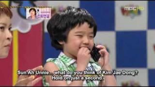 """[eng sub] """"Fantay Partner"""" with Kim Hyang Ki & Kim Sun Ah"""