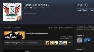 it was at this moment rachelcasteneda knew she f d up csgo hacker