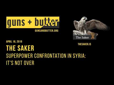 The Saker | Superpower Confrontation in Syria: It's Not Over