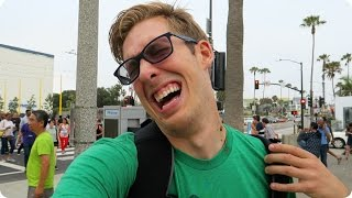 Getting Pooped on in Santa Monica | Evan Edinger Travel