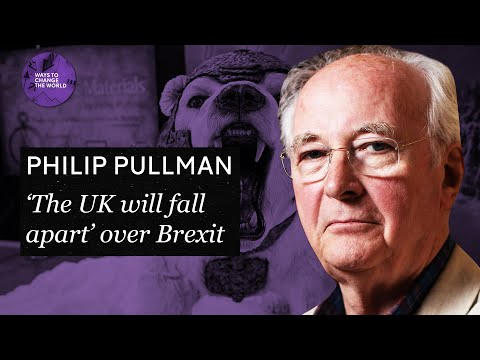 Philip Pullman: 'The UK will fall apart' over Brexit