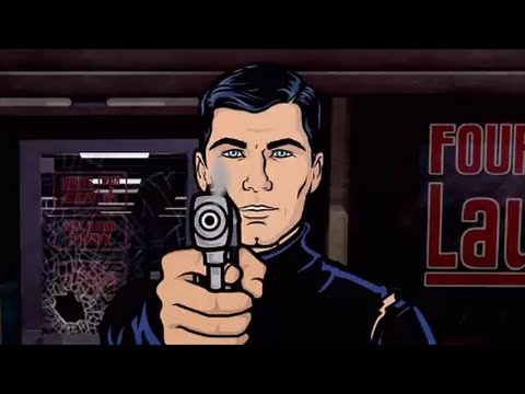 Archer - Best Of Season 1 - Part 1