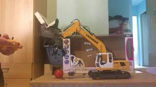Video Liebherr r936 rc 1/20 destruction-set jamara download MP3, 3GP, MP4, WEBM, AVI, FLV September 2018