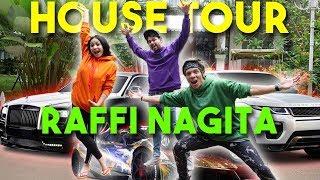 house tour rumah raffi ahmad nagita attagrebekrumah part1