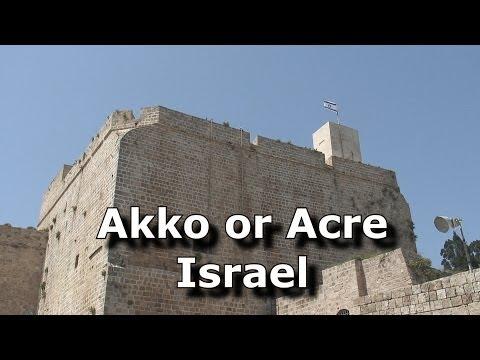 Akko Or Acre, Israel
