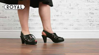 9e46f0a0b56 Royal Vintage Shoes 360 - YouTube