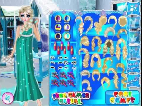 Juegos De Vestir A Elsa Juego Vestir Elsa Embarazada