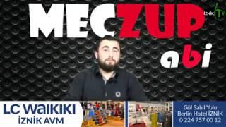 MECZUP ABİ 1 BÖLÜM İZNİK TV