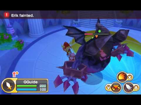 Fantasy Life: Demon Master Boss (DLC)