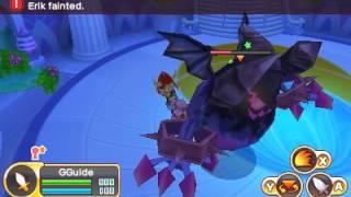 Fantasy Life: Demon Master Boss (DLC)