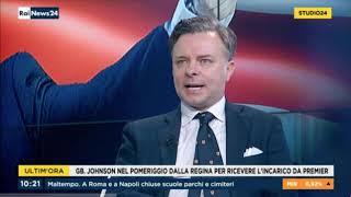Bepi Pezzulli - rainews24 13 dicembre 2019