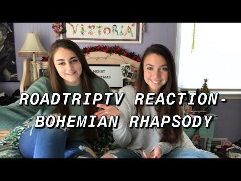 ROADTRIPTV REACTION - BOHEMIAN RHAPSODY
