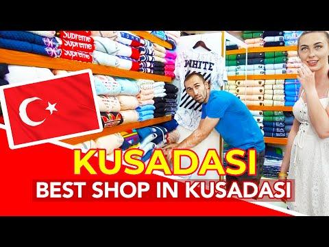 KUSADASI SHOPPING | The best fake clothes shops in Kusadasi Turkey