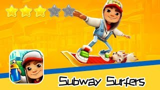 Subway Surfers Chicago Day8 Walkthrough City of the Big Shoulders Recommend index three stars
