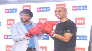 Redmi launches K20, K20 Pro In Big C Mobiles | Madhapur | ABN Entertainment