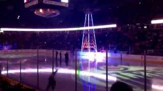 Edmonton Oilers 2015/16 intro vs the Capitals