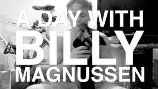 A Day With Billy Magnussen: Part 2