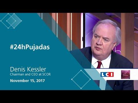 #24hPujadas: Interview of Denis Kessler