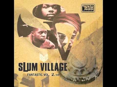 Slum Village - Players (Instrumental)