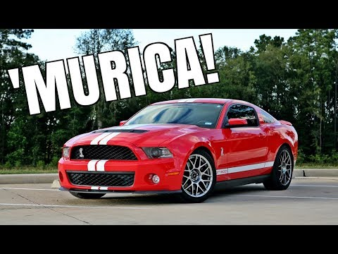 SHELBY GT500 Mustang Review (From A Camaro Owner)