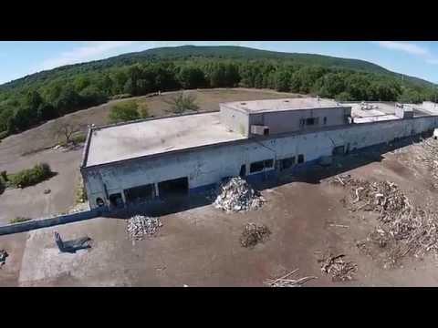 Pratt & Whitney Aircraft Demolition