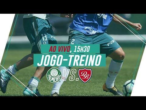 Jogo-treino - Palmeiras 2 x 2 Desportivo Brasil