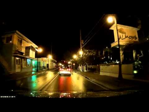 Mobius Camera  Night ride in key west | Is Mobius Camera At Night  Worth The Money?