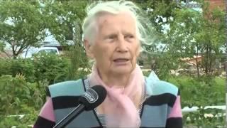 Интервью председателя Сланцевского совета ветеранов войны и труда Тамары Прокофьевой