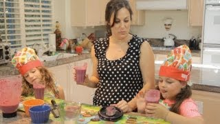 Delicious Berry Smoothies - Let's Cook With Modernmom