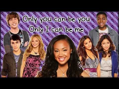 Only You Can Be You by Cymphonique Miller Lyrics