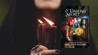 Book Trailer: A Darling Secret by Amie Irene Winters (The Strange Luck series)